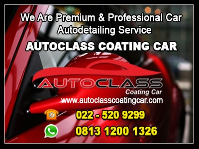 autoclass coating car nano ceramic bandung
